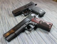 Wiley Clapp Colt Government and Sphinx SDP Compact