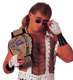 10/27/1992 - Terre Haute, IN (WWF Saturday Night's Main Event): Shawn Michaels was a 3-time Intercontinental Champion, winning his first from The British Bulldog.