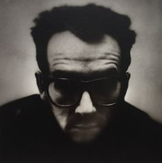 Elvis Costello  by Matt Mahurin