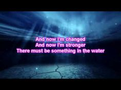 Carrie Underwood - Something in the Water (Lyrics) - YouTube