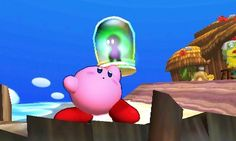 No one can beat me when I'm Kirby.
