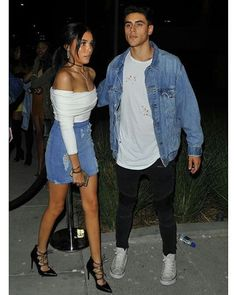 Madison Beer & Jack Gilinsky - Boo Hoo x Jordyn Woods Launch Party at NeueHouse in Los Angeles last night! #MadisonBeer (August 31st, 2016)