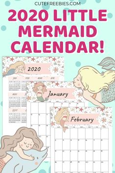Printable Cat Calendar 2020 And More Cat Printables! - Cute Freebies For You Printable Calendar 2020, Cat Calendar, Free Printable Calendar, Printable Planner, Free Printables, Monthly Planner, College Planner, College Tips, Sticker Organization
