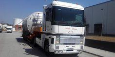 Alquiler Camiones Grúa Barcelona - UNIÓN GRÚAS