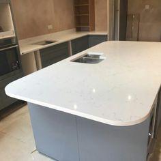 Carrera - Stevenage, Herts - Rock and Co Granite Ltd Marble Quartz, White Quartz, Stevenage, Carrara, Granite, Traditional, Kitchen, Home Decor, Cuisine