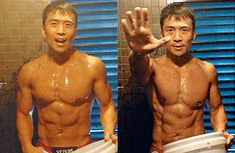 How Michael Tong Maintains His Killer Body