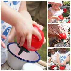 If you haven't got a mud kitchen already, then you need to make one! I know that for some of you in schools the summer holidays have already started and...