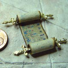 EV Miniatures - Miniature Scrolls