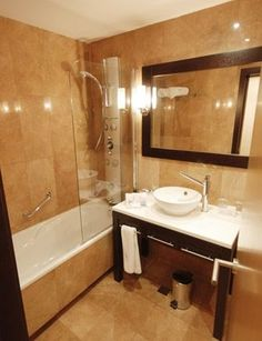 small bathroom ideas.....basement? by gayle