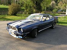 Ford Mustang - Wikipedia