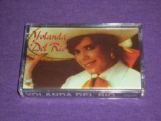 Yolanda Del Rio - Self-Titled - Rare Factory Sealed Cassette Tape - ASKA 001
