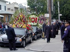 gotti family | _john Gotti Funeral_john Gotti, Mob Boss of the Gambino Crime Family ...