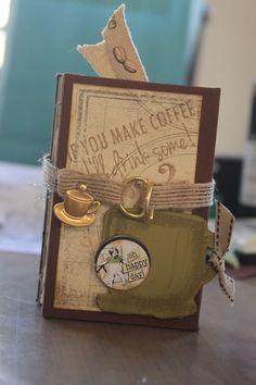 Brewed Awakenings Mini Coffee Table Book--Cathy Gray