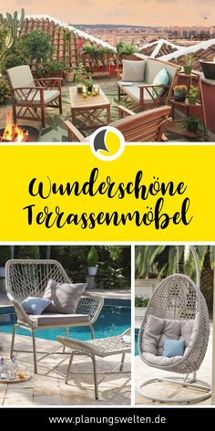 Die 223 Besten Bilder Von Möbel Terrasse Garten In 2019