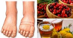 4 Natural Drink Remedies to Fight Inflammation and Relieve Edema