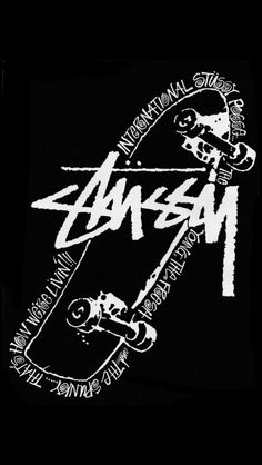 #stussy #samsung #edge #s6 #supreme #black #wallpaper #android #iphone