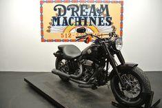 eBay: FLSS - Softail Slim S 117 MOTOR -- Dream Machines Indian 2016 Harley-Davidson FLSS - Softail Slim S 117 MOTOR 65 #harleydavidson