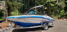 """Solid review from Greg after using his Parkit360 to park his (very clean looking 😍) boat!  """"To move my boat and my 26' trailer. It's so much better than all the other options available and I don't have to bend over to control the movement. It's great. People need to watch the video's on your site. Once they do, the other choices will go out the window.""""  Say goodbye to parking worries 👉 Trailer Dolly, Power Trailer, Rv Life, Camper Trailers, Rv Living, Choices, Window, Boat, Camping"""