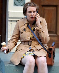 And the 2014 Best Actress Emmy Nominees Are ... - Lena Dunham. For the third year in a row, Dunham has been nominated for her role as Hannah on Girls. #InStyle