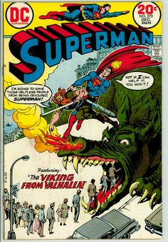 Superman Vol. Superman is an ongoing comic book series featuring the DC Comics hero of the same name. The character Superman began as one of several anthology features in the National Periodical Publications comic book Action Comics in June Rare Comic Books, Comic Book Covers, Action Comics 1, Dc Comics, Adventures Of Superman, Comics For Sale, Silver Age Comics, Batman And Superman, Frames