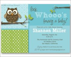 Free printable owl baby shower invitations other printables 40 beautiful owl baby shower invitations ideas filmwisefo