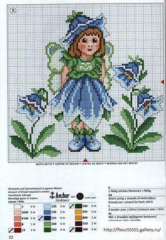 Gallery.ru  bluebell fairy