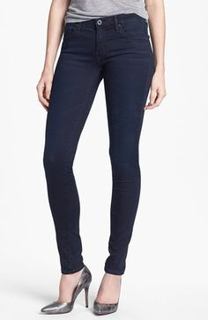 AG 'The Legging' Super Skinny Jeans (Last Call) Womens Last Call Size 24