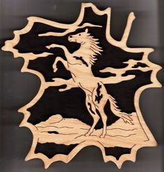 Free Horse Scroll Saw Patterns | Scroll Saw Woodworking & Crafts Message Board