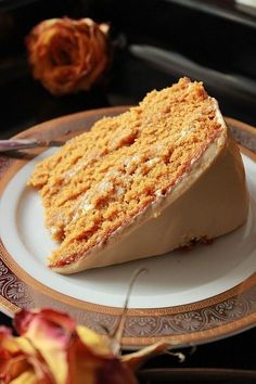 French Dessert Recipes, Easy Cake Recipes, Baking Recipes, Food Cakes, Cupcake Cakes, Delicious Desserts, Yummy Food, Easy Cake Decorating, Sweet Pastries