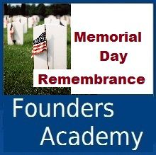 Memorial Day Remembrance One session class, great for #homeschoolers and #patriot families - Honoring our fallen $9 for the whole family - Recorded event