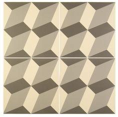Arcadia Grey Light Grey, Dark Grey, victorian tiles. liknandemen into samba som söker
