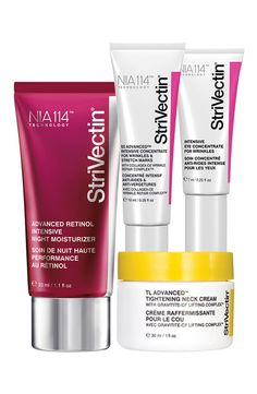 New StriVectin 'Skin Restoring Essentials' Set ($169 Value) fashion online. [$89]newtstyle top<<