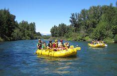 Float/Raft trip down the Yakima River, Cle Elum, Wa.