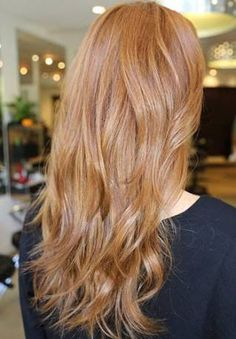 Image result for copper and strawberry blonde balayage
