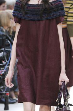 Burberry Prorsum at London Fashion Week Spring 2012