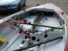 Flying Dutchman Deck Layout