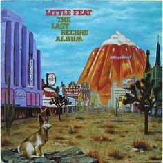 The Last Record Album is the fifth studio album by the American rock band Little Feat, released This will now be released on 180 gram black vinyl. Iconic Album Covers, Greatest Album Covers, Rock Album Covers, Used Vinyl Records, Lp Vinyl, Vinyl Art, Vinyl Cover, Lps, Little Feat