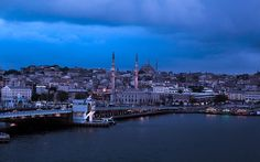 Istanbul: This culturally vibrant city on the Bosporus has been reinvented, thanks to a new breed of design-centric hotels and restaurants attracting a younger generation of visitors.