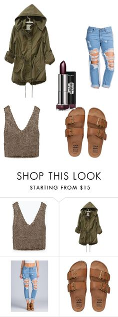 """""""Untitled #1"""" by bbeck-bran ❤ liked on Polyvore featuring Zara and Billabong"""