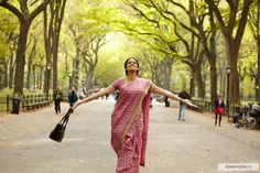 Sridevi in a still from English Vinglish in a gorgeous pink sari www. English Vinglish, Learn English, Amazon Prime Video, Learn A New Language, Latest News Headlines, Indian Movies, News India, 3 In One, Live News