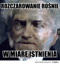 Najlepsze memy z Schopenhauerem