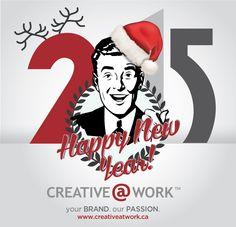 Happy New Year from Mel
