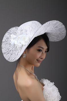 rendas chapéus chapéu do casamento da noiva em Chapeus para Noiva de Roupas & acessórios no AliExpress.com | Alibaba Group