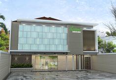 #facade #architecture #skincare #clinic