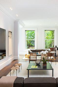 livingpursuit:  Sarah Jessica Parker's Home for sale at Eklund Stockholm New York