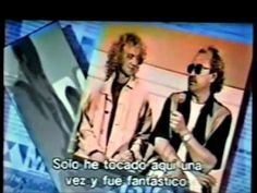 FOREIGNER.wmv - YouTube (bad quality but rare footage)