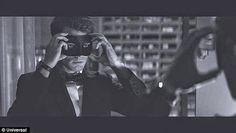 Fifty Shades Darker mask #madeinitaly #handmade #masquerade www.maschere.it