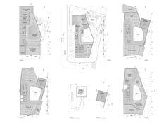 Project: Daegu Gosan Public Library Location: Daegu, Korea Area: 3200 mk Year: 2012 Architects: Łukasz Wawrzeńczyk, Frisly Colop Morales, Jason Easter, Adrian Yau