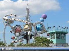 Astro Orbiter - Magic Kingdom, Walt Disney World