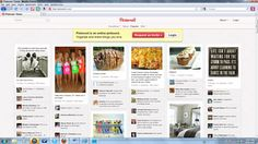 The Pinterest home page. Pinterest Home Page, Social Networks, Social Media, Social Bookmarking, Things To Know, Invitations, Invite, Reading, Crochet Top
